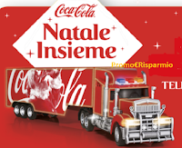 """Concorso Coca-Cola """"Natale Insieme"""" : in palio 1.000 Camion Telecomandati"""