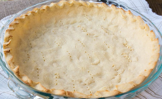 How to Make Fool Single Crust Pie Dough