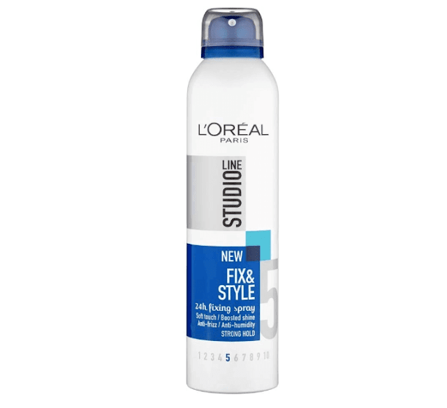 Hair spray loreal