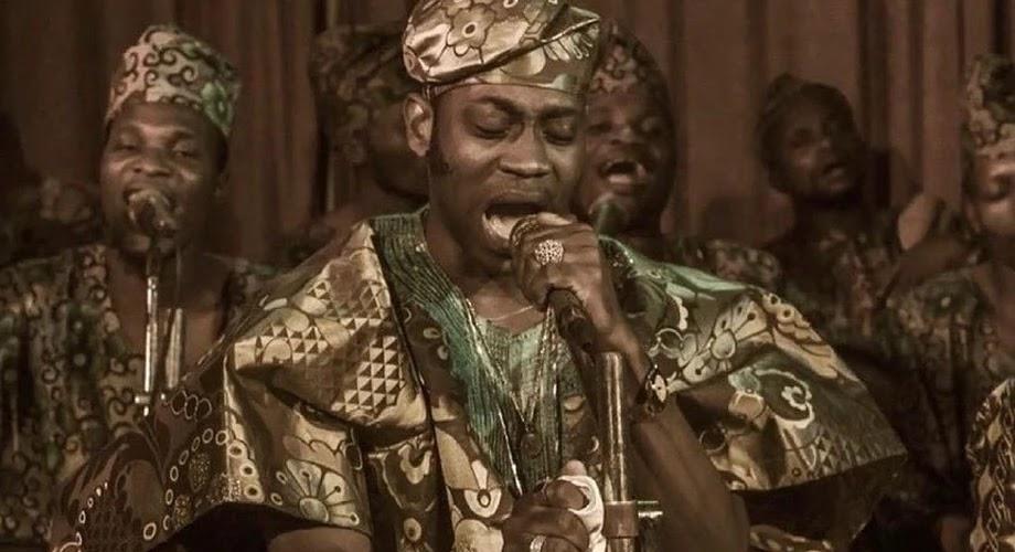 The box office 'Ayinla' of Tunde Kelani is bigger than N70 million