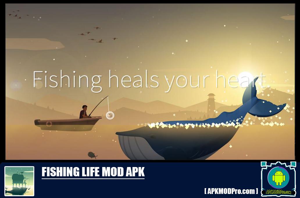 Download Fishing Life MOD APK v0.0.108 (Unlimited Money) Terbaru 2020