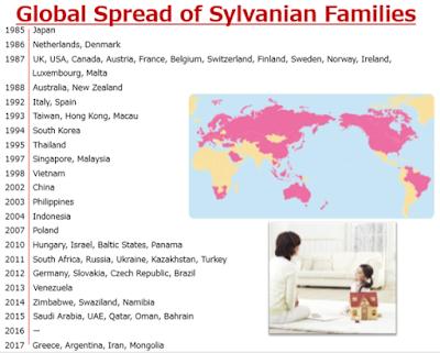 NHÀ THỎ SYLVANIAN FAMILIES 2