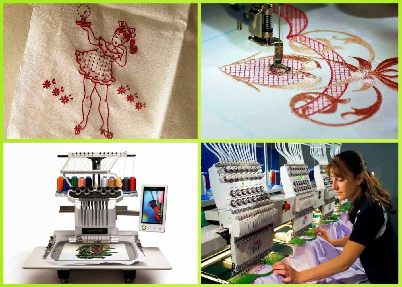 Embroidery Business Ideas