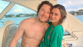 Tyler Toffoli And His Wife Cat Balenger