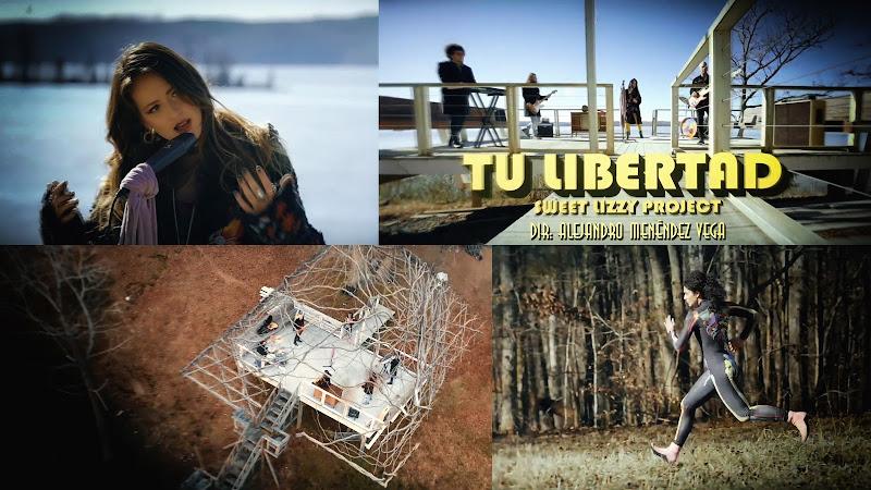 Sweet Lizzy Project - ¨Tu Libertad¨ - Videoclip - Director: Alejandro Menéndez Vega. Portal Del Vídeo Clip Cubano