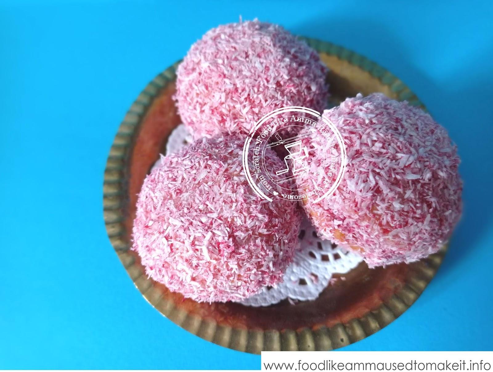 pink coconut snowball sa