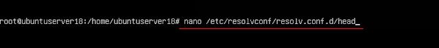 Cara Setting Permanent Resolv.conf Di Ubuntu 18.04 – Pusat Pengetahuan