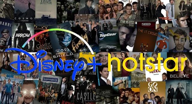 Disney+ Hotstar Has Been Launch To New Series