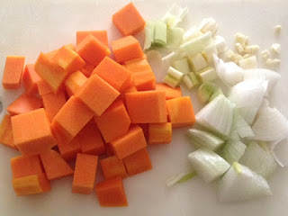 Trocear verduras