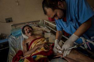 En los hospitales de Venezuela se vive un estado de profundo sufrimiento