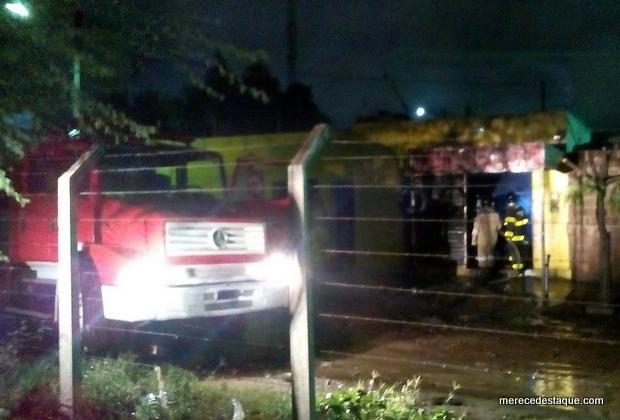 Incêndio atinge oficina de motos em Santa Cruz do Capibaribe