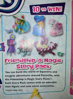 UK MLP Magazine Shows Upcoming Rarity FiM Collection