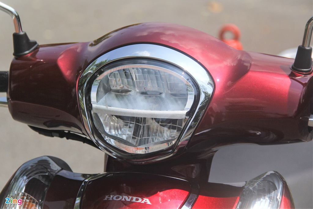 Chi tiết Honda SH Mode 2020 vừa ra mắt tại Việt Nam