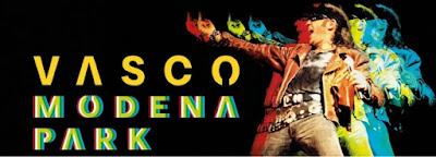 scenografia spaziale ed esagerata per il concerto record di Vasco Rossi - modena park