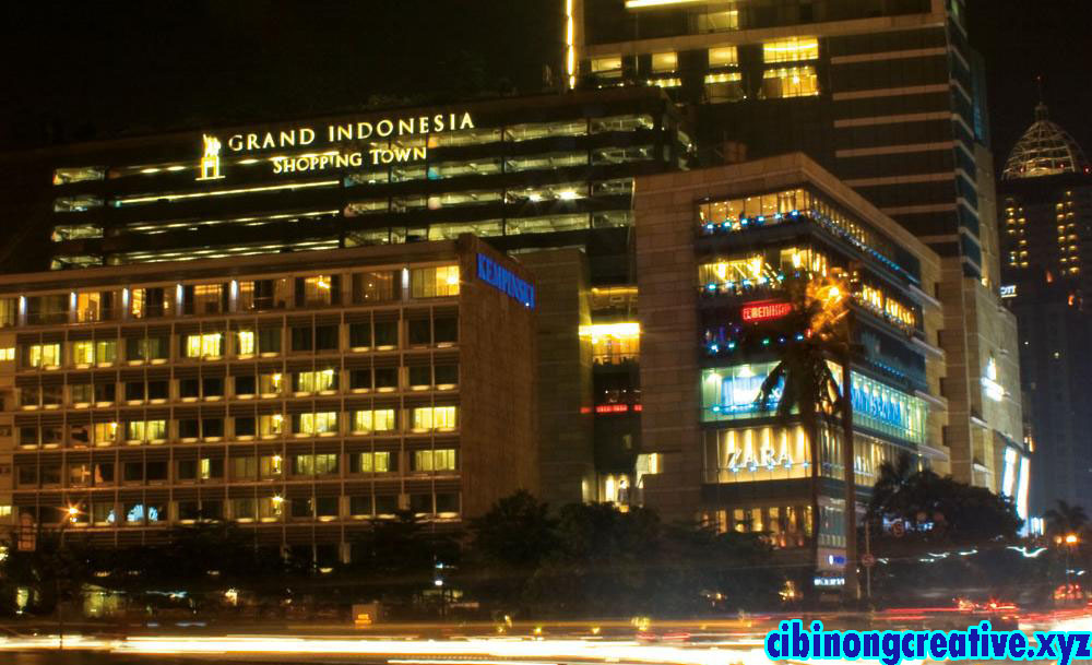 262f52643a23 Grand Indonesia Shopping Town - FajarYusuf.Com