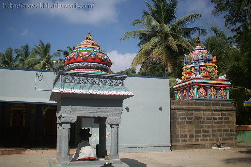 Trichy Temples Sirugamani Bakthavathsaleswarar