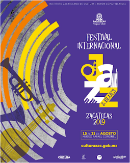 festival internacional de jazz y blues zacatecas 2019