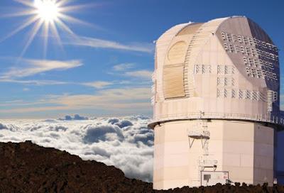 top 5 telescopios mas grandes del mundo Telescopio Solar Daniel K Inouye