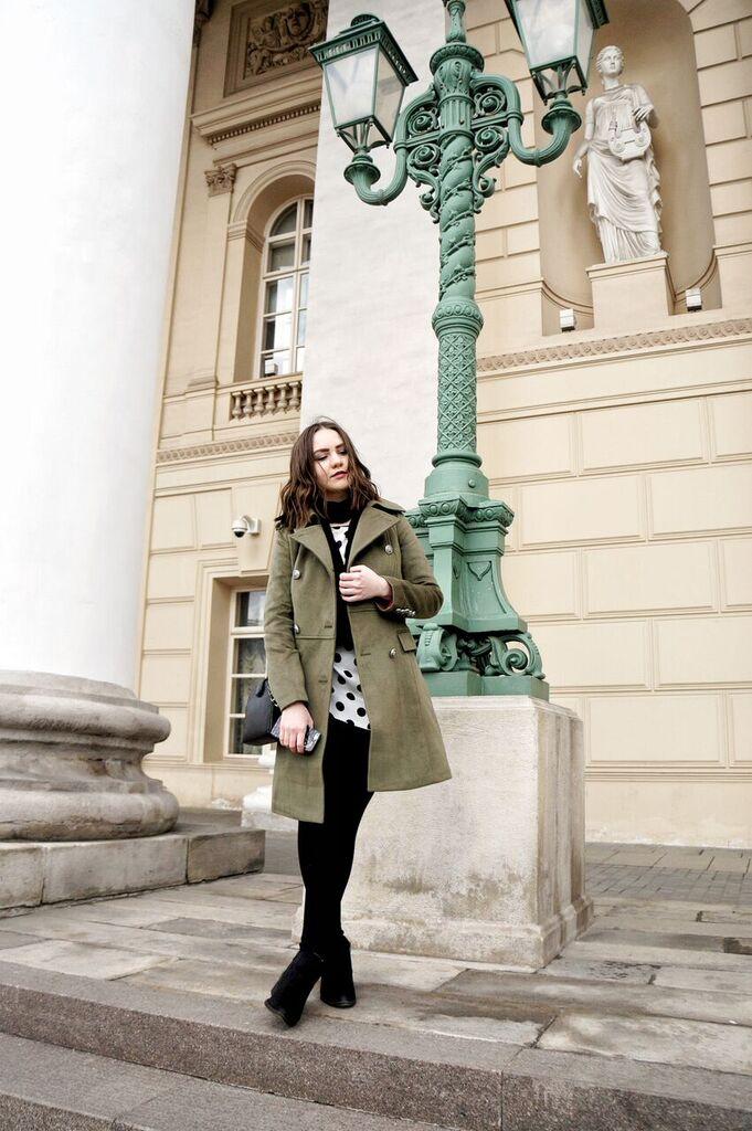 Fashion Blogger | Alina Ermilova | Outfit