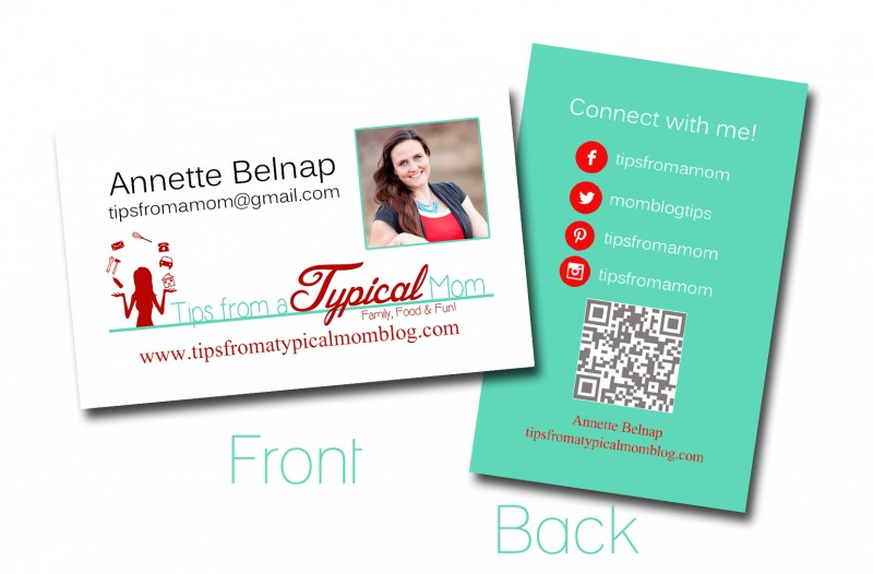 What Information Should Go On A Fashion Bloggers Business Card