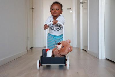 Kids baby walker