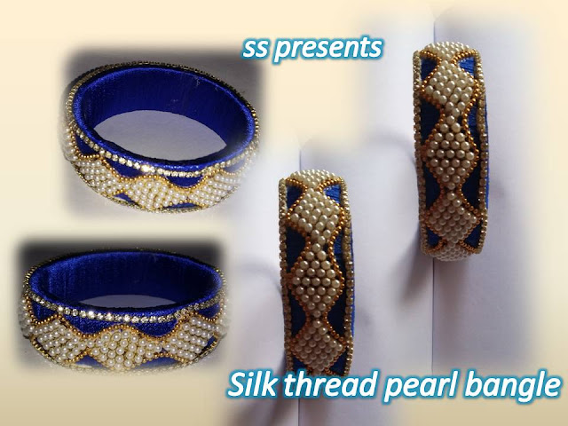 Here is Images for silk thread jewellery,silk thread bangles making,silk thread choker making,silk thread necklace making,silk thread ear chains making,silk thread mateelu making,silk thread champaswaralu making,silk-thread-bridal-bangles-designs