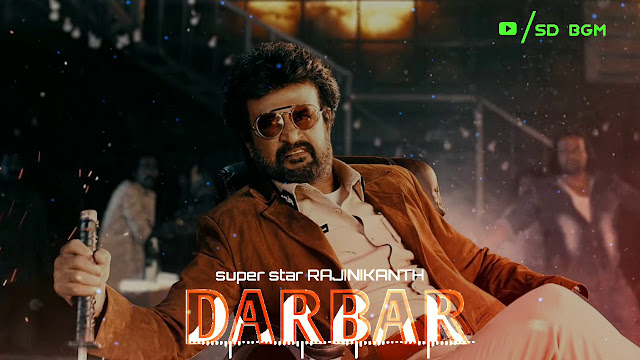 Darbar | BGM - Ringtone | Original Background Music | Anirudh | Download