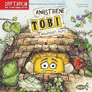Durchgelesen: Angstbiene Tobi - heldenhaft mutig