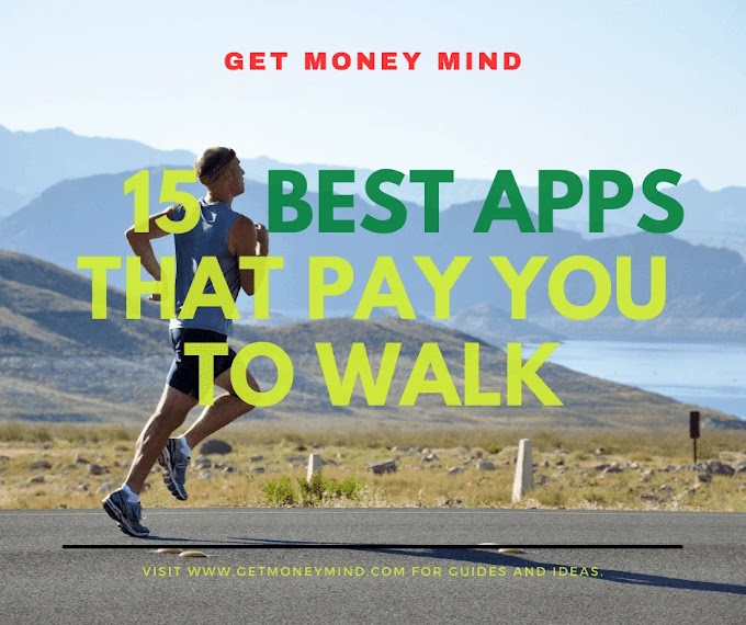 15+ Best apps that pay you to walk