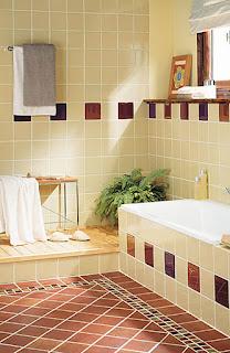 اجمل ديكورات حمامات فخمة