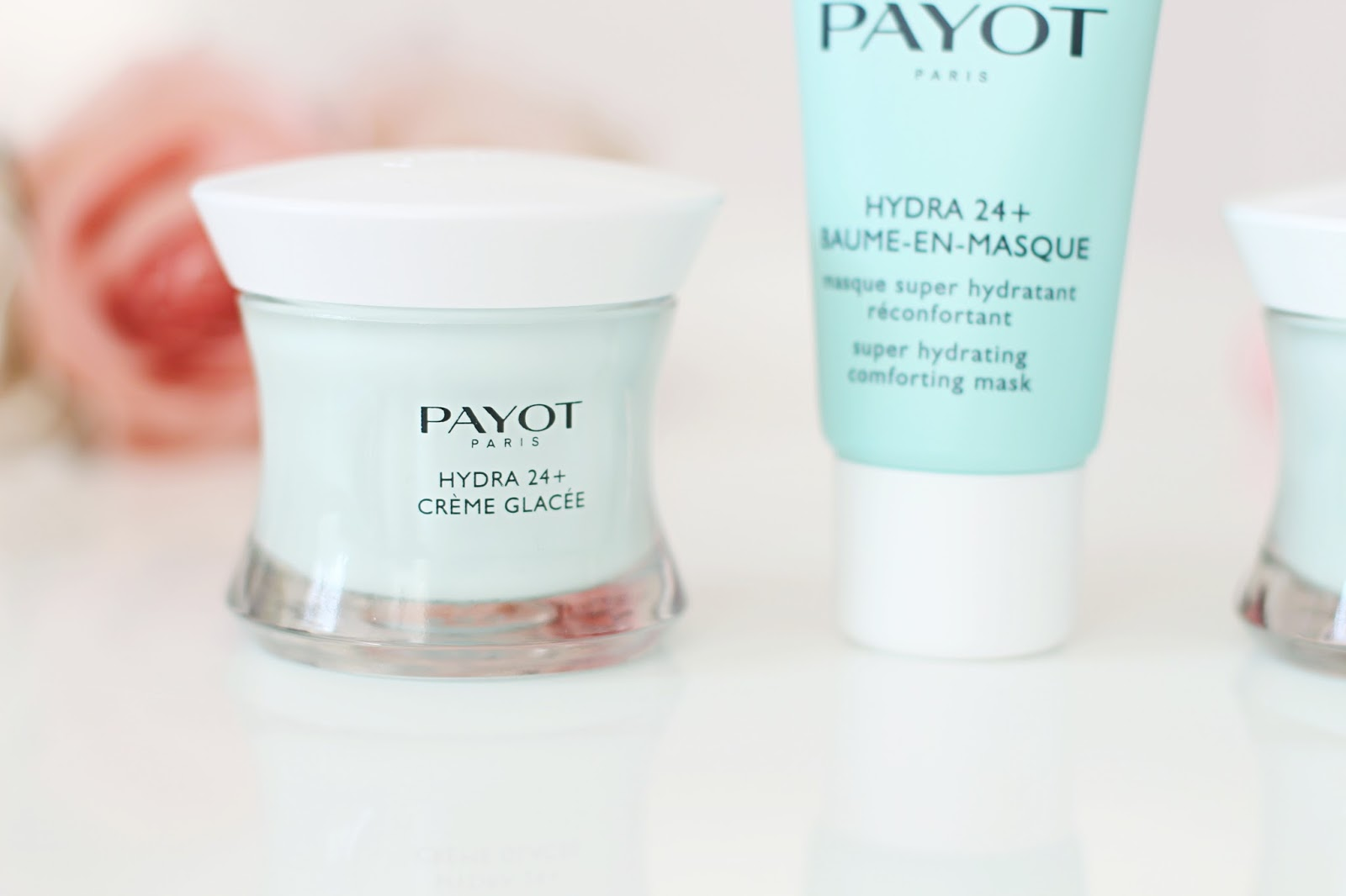 HYDRA 24 + Payot BAUME-EN-MASQUE