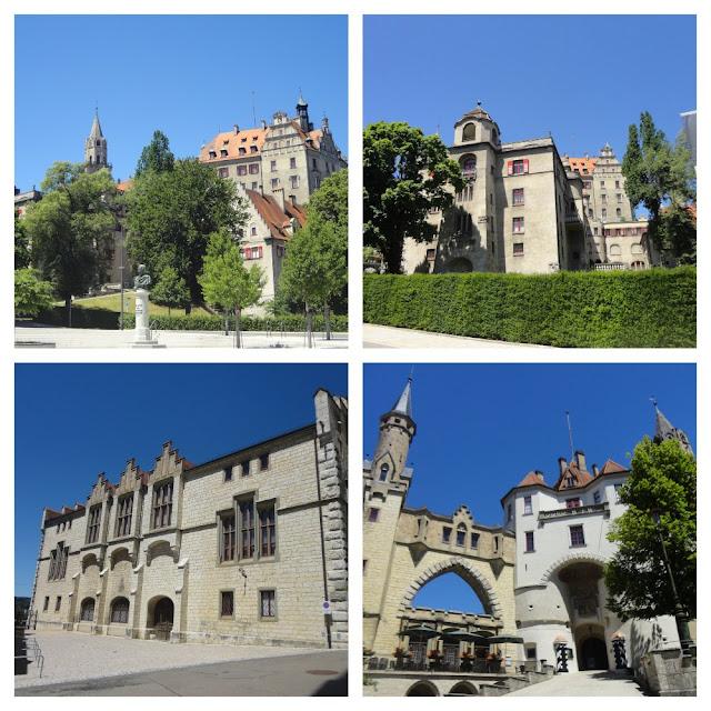 Castelo de Sigmaringen, no sul da Alemanha