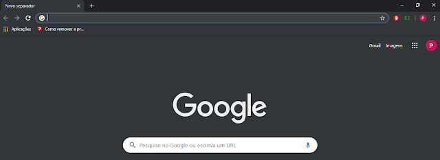 "Activar ""Dark Mode"" no Google Chrome"