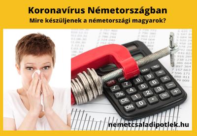 Koronavírus fertőzés Németországban: hogyan készüljenek fel a németországi magyarok?