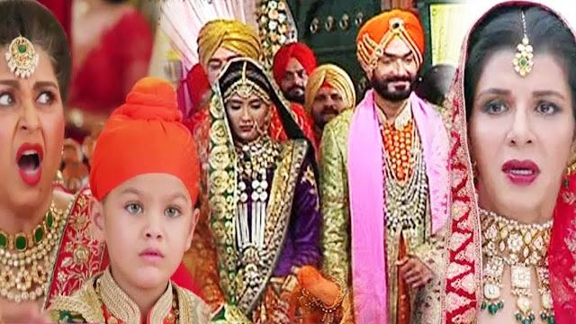 EXPOSED : Dolly Maasi to expose Meher's pregnancy before Sarabjit in Choti Sardarni