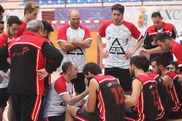 EL CB Martos se enfrentará a la Gymnástica Portuense en los octavos de la Nacional masculina