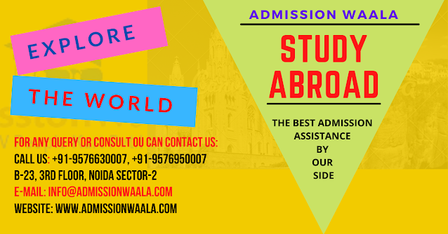 The best admission assistance!