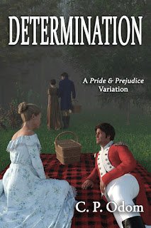 Book cover: Determination by C P Odom
