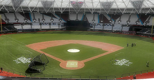 The launch of the Yankees and the Red Sox in London is not perfect, but he has to do it