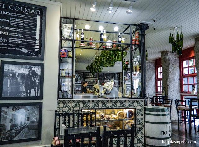 Taberna del Volapié, Barrio de las Letras, Madri