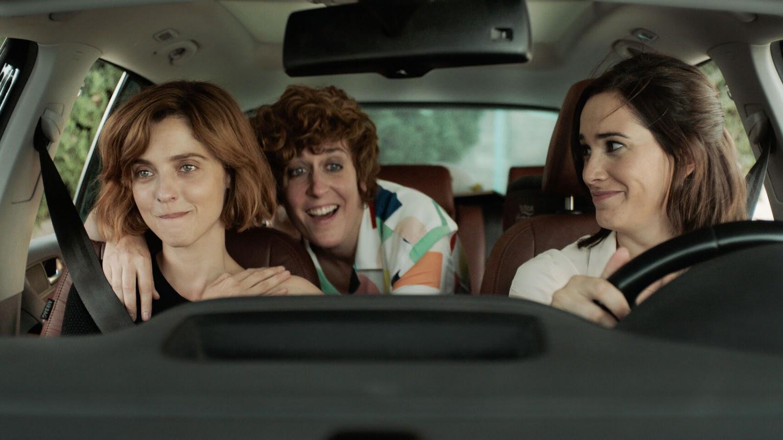 Las protagonistas de Vida Perfecta en un fotograma de la serie.