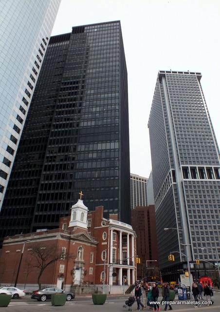 Distrito Financiero Nueva York