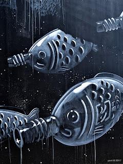 wonderwalls 2017 - sushifish (detail), fuzeillear aka claire matthews