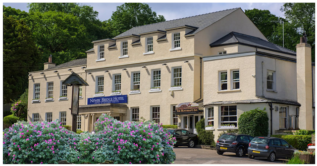 Newby Bridge Hotel, near Lake Windermere, Lake District