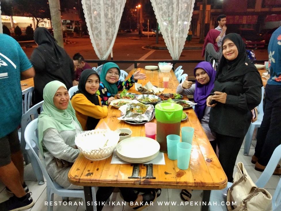 Restoran Sisik, Restoran seafood di Lembah Klang, Restoran Makanan Laut, tempat makan best di Klang