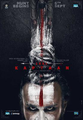 Poster Laal Kaptaan 2019 Hindi HD 720p