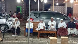 Haul Akbar KH. Nawawi Abdul Kabir Dengan KH. Ali Wafa Dikediaman KH. Nurulloh Taufik Desa Tattango Kec. Proppo Pamekasan Madura