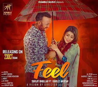 Feel Lyrics - Surjit Bhullar Ft. Gurlez Akhtar