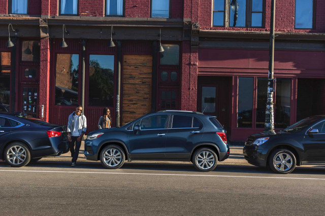 2020 Chevrolet Trax Review