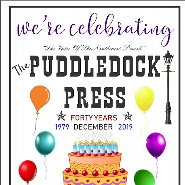 The December 2019 Issue of the Puddledock Press is Finally Out!